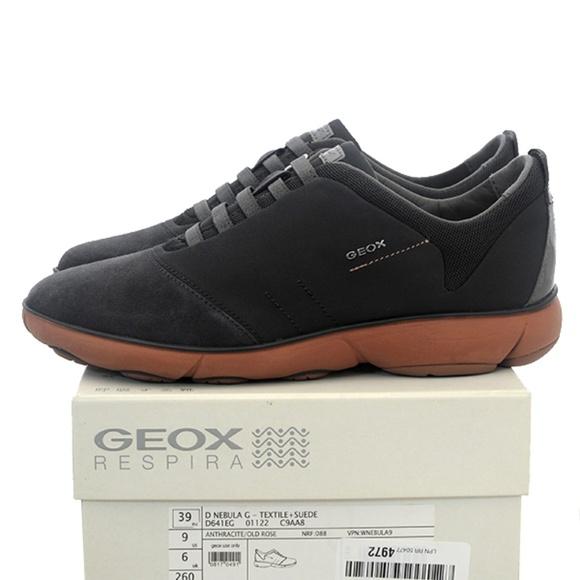 les chaussures d de tennis geox   d chaussures   poshmark nébuleuse g d967c8